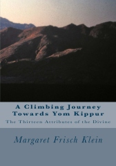 A Climbing Journey Towards Yom Kippur: The Thirteen Attributes of the Divine